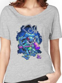 insect cartoon Women's Relaxed Fit T-Shirt
