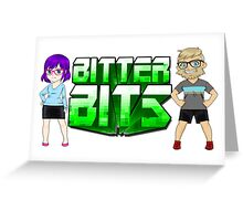 Bitter Bits Duo Greeting Card