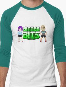 Bitter Bits Duo Men's Baseball ¾ T-Shirt