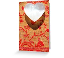 Hearts On Fire 5934 Greeting Card