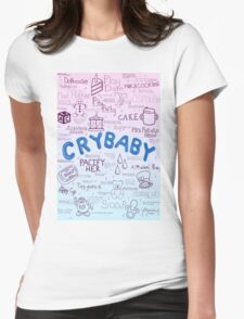 Cry Baby Original Drawing T-Shirt