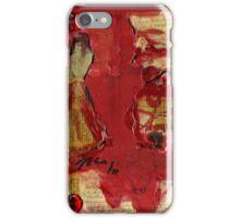 Red-Quake! iPhone Case/Skin