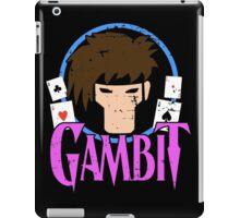 Gambit •X-Men iPad Case/Skin
