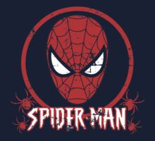 Spider-Man Head by ethanpage