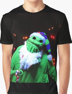 Nightmare Before Christmas - Oogie Boogie Graphic T-Shirt