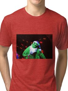 Nightmare Before Christmas - Oogie Boogie Tri-blend T-Shirt