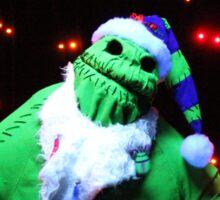 Nightmare Before Christmas - Oogie Boogie Sticker