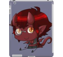 Reva the Succubus iPad Case/Skin