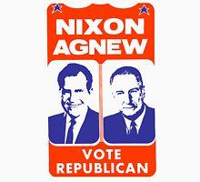 NIXON/AGNEW 1968 Unisex T-Shirt