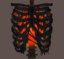 Toxic Rib cage  Unisex T-Shirt