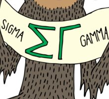 Sigma Gamma Alt. Sticker