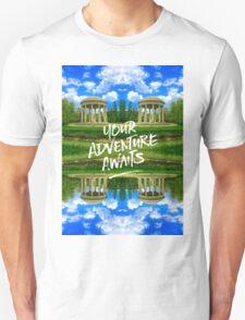 Your Adventure Awaits Temple of Love Versailles Paris T-Shirt
