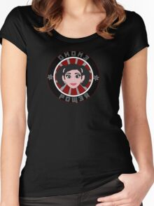 Gnome Power Women's Fitted Scoop T-Shirt