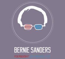 Bernie Sanders for President Kids Clothes