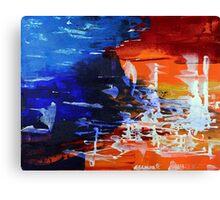 Original Abstract Art  #203 Canvas Print