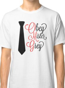 50 SHADES OF GREY - OMG [FANCY] Classic T-Shirt