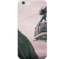 Sugarloaf cable car iPhone Case/Skin