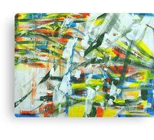 Original Abstract Art  #204 Canvas Print