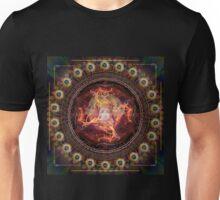 Divine awakening with the Power of Gayatri.   Unisex T-Shirt