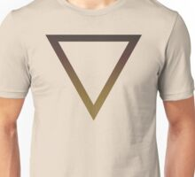 Triangle - Between the Sheets logo Unisex T-Shirt
