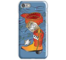 Country Music iPhone Case/Skin