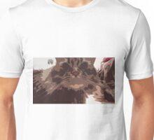 Fragmented Cat Unisex T-Shirt