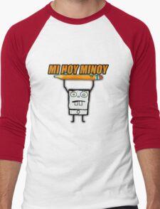 MI HOY MINOY Men's Baseball ¾ T-Shirt