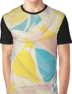 Bright Abstract Graphic T-Shirt