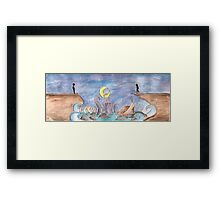 The Fault in Our Stars  Framed Print