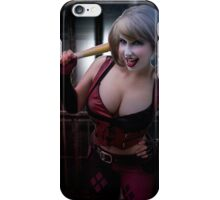 Rev Up Your Harley iPhone Case/Skin