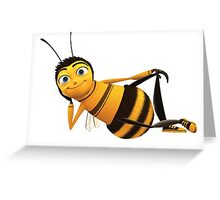 draw me like your french bees Greeting Card