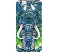 Elephant Blues iPhone Case/Skin