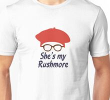 Rushmore is Max Unisex T-Shirt