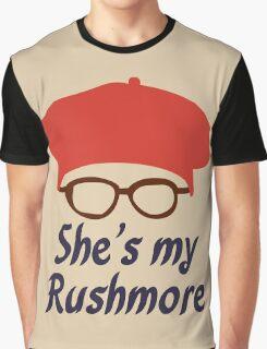 Rushmore is Max Graphic T-Shirt