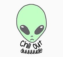 Chill out alien Unisex T-Shirt