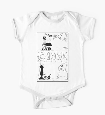 Zoo Humour - Cartoon 0003 One Piece - Short Sleeve