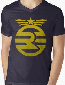 LEGEND - LEGEND Mens V-Neck T-Shirt