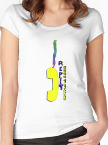 Telephone.Reply 1988 Women's Fitted Scoop T-Shirt