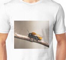 Tawny Mining Bee Unisex T-Shirt