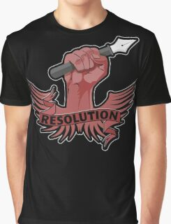 Viva la resolution! Graphic T-Shirt