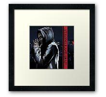 ASAP ROCKY  -  JD Framed Print