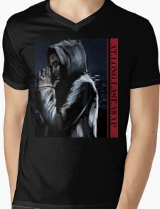 ASAP ROCKY  -  JD Mens V-Neck T-Shirt