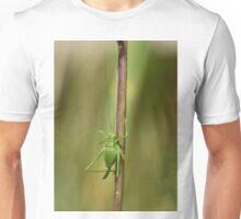 Speckled Bush Cricket Unisex T-Shirt