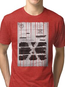 Ex-File Tri-blend T-Shirt