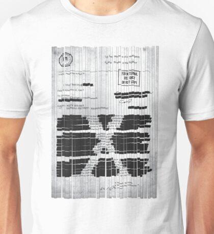 Ex-File Unisex T-Shirt