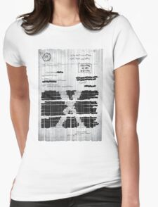Ex-File Womens Fitted T-Shirt