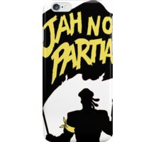 JAH NO PARTIAL MAJOR LAZER iPhone Case/Skin