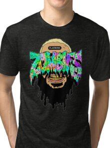 FLATBUSH ZOMBIES THE BEARD Tri-blend T-Shirt