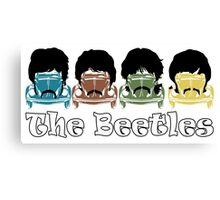 The Beatles/Beetles Canvas Print