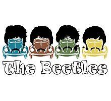 The Beatles/Beetles Photographic Print